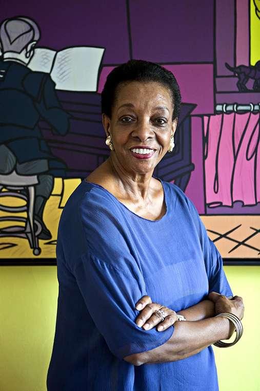 Marva Griffin, curadora del SaloneSatellite