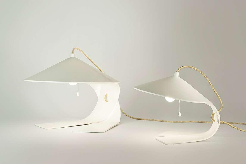 Lámpara de mesa Hanoi - Federico Churba