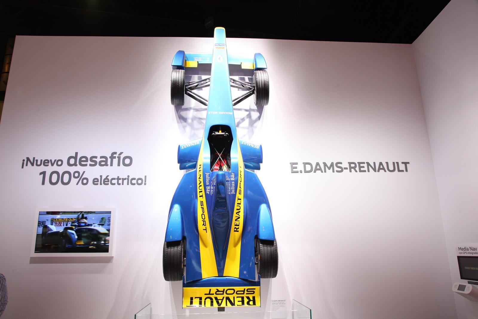 Formula-E-Renault