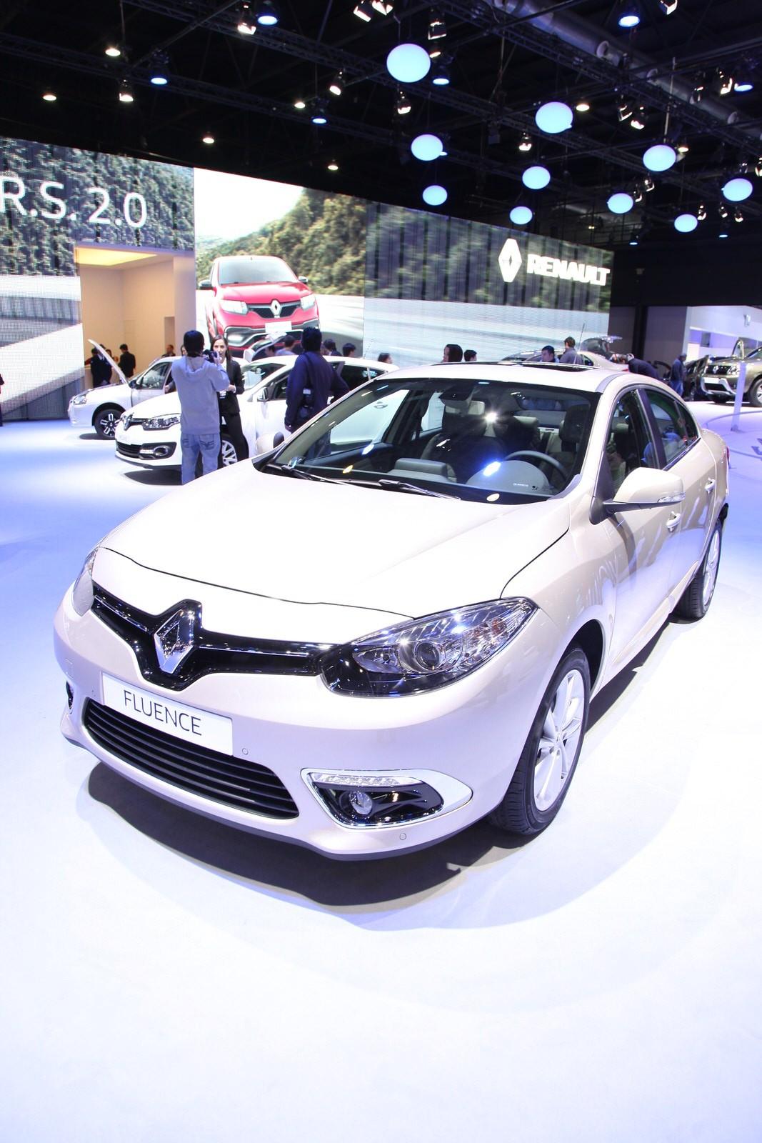 Renault-Fluence