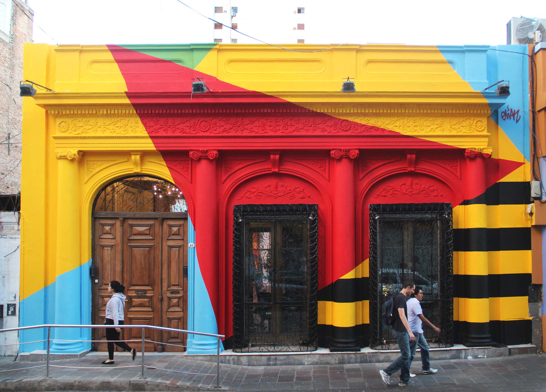 Centro Cultural España-Córdoba por Elian
