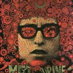Martin Sharp, Mister Tambourine Man/Blowing in the Mind, 1967