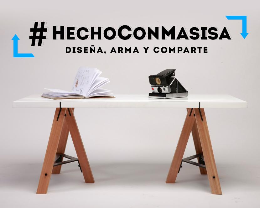 Hechoconmasisa arm un mueble en 3 pasos revista 90 10 for Disena tu mueble