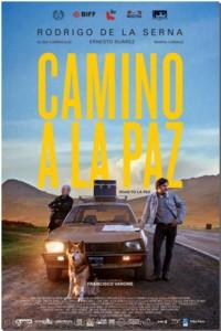 Afiche Camino a La Paz