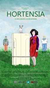 Afiche Hortensia