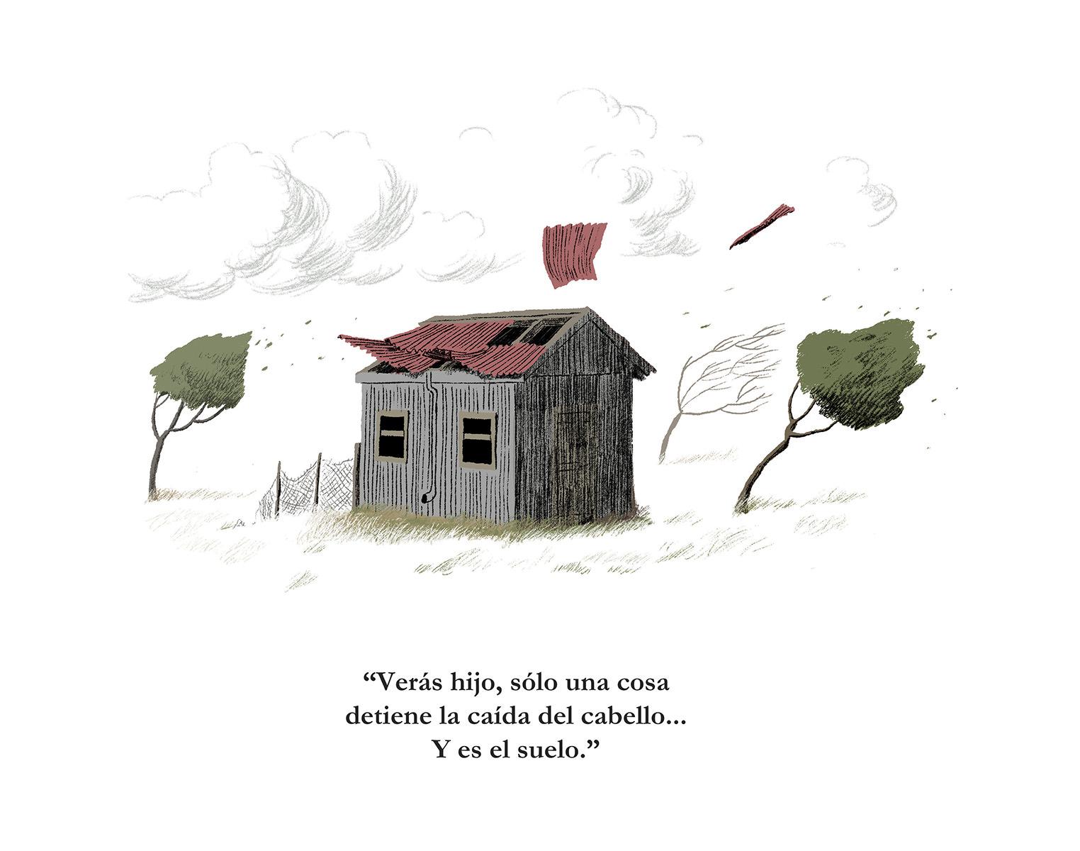 Me estoy quedando pelado, de Juan Sáenz Valiente