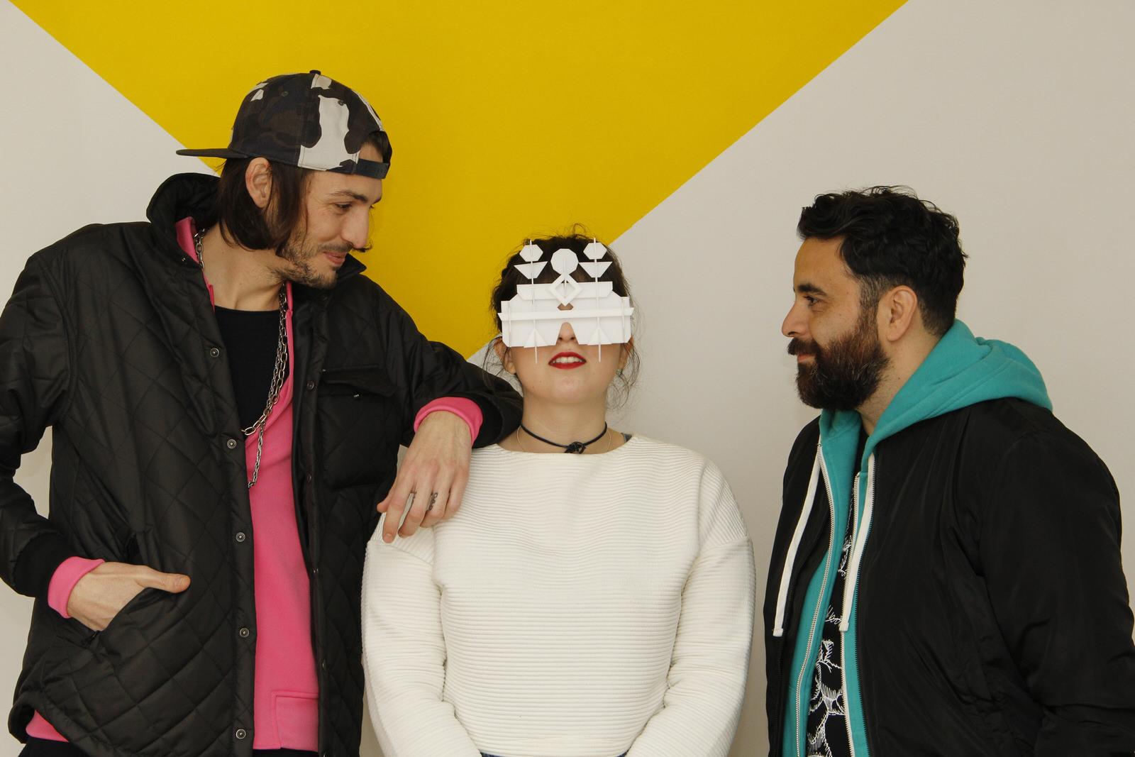 Paul Fava. Josefina Fogel Nuñez y Sael. Foto: Adri Godis
