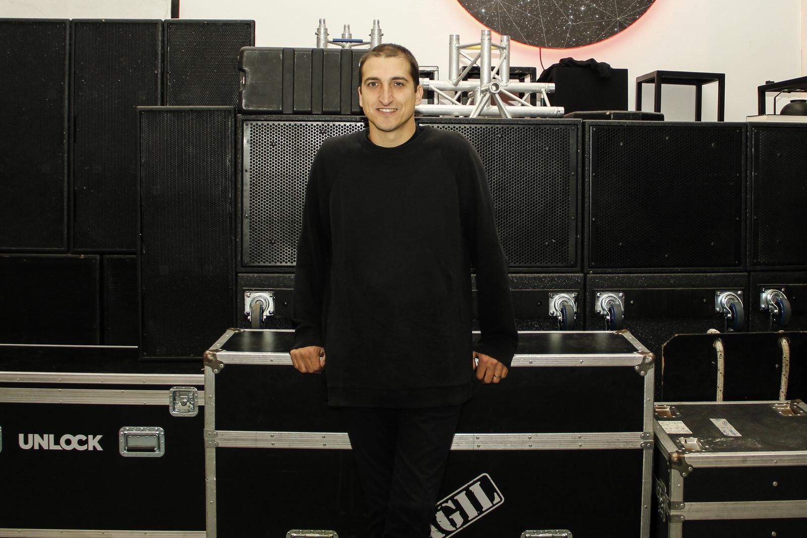 Gonzalo Solimano. Foto: Adri Godis