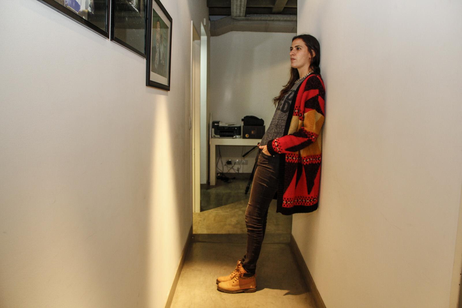 Agustina Tafet. Foto: Adri Godis