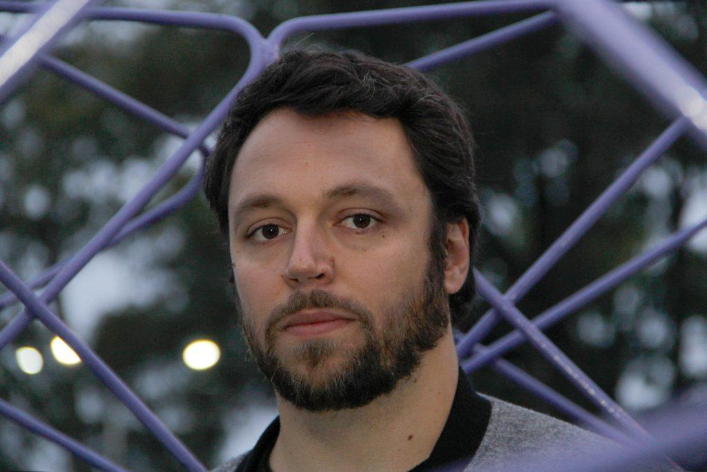 Martín Huberman. Foto: Adri Godis
