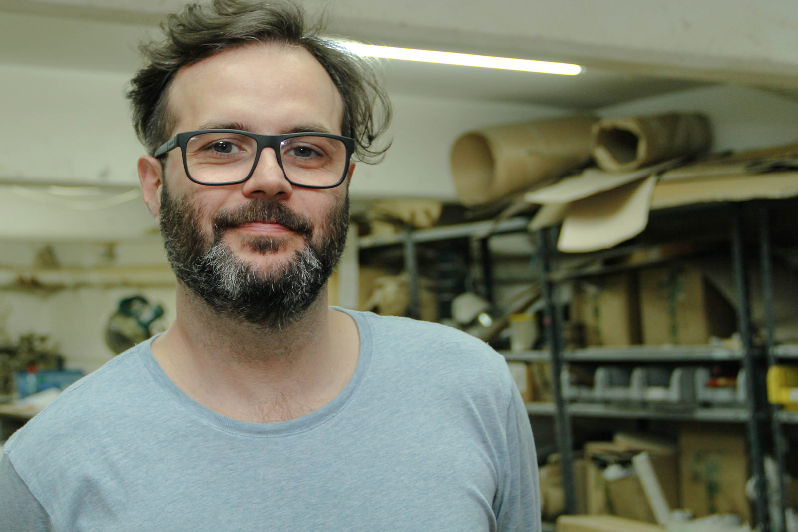 Patricio Lix Klett. Foto: Adri Godis