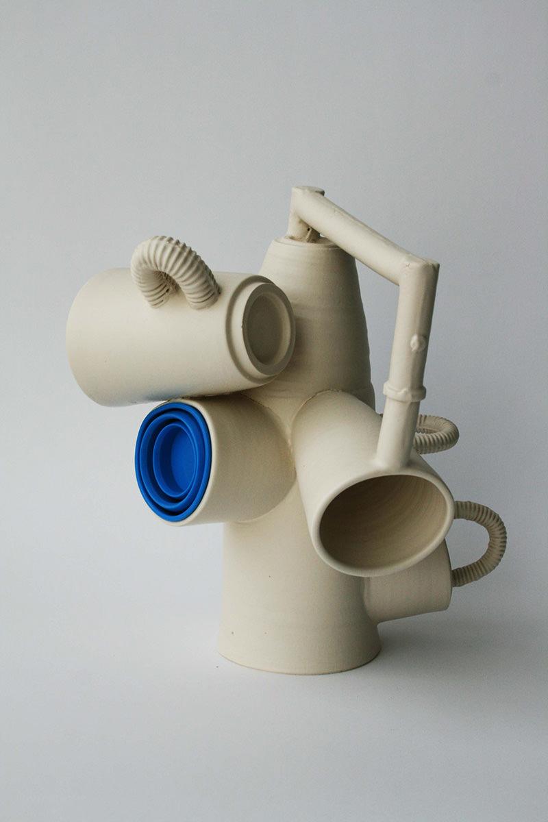 Polish design ceramiche lilliana szyber accademia di belle for Accademia belle arti design