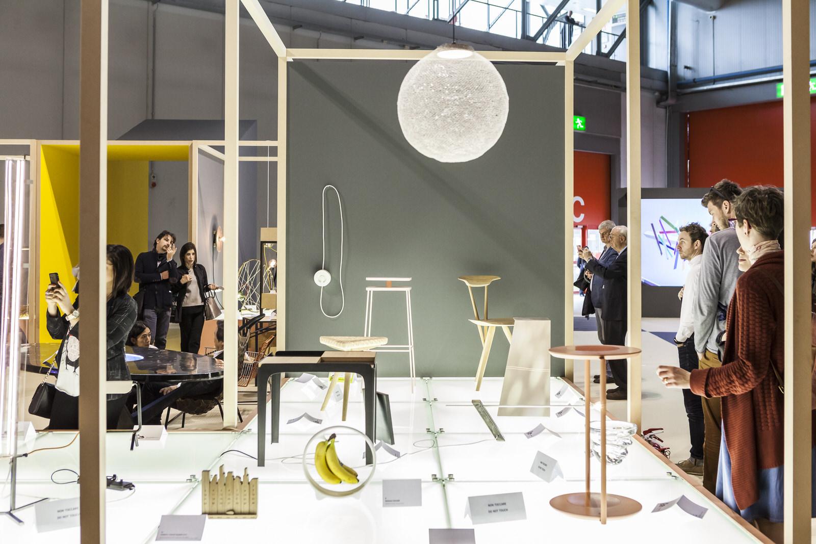 Los premiados de Milan Design Week