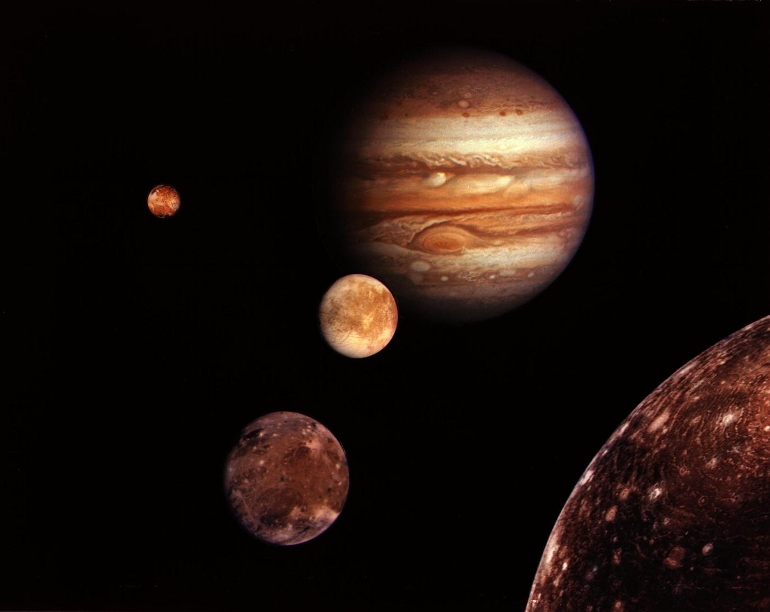 Júpiter. PH: NASA