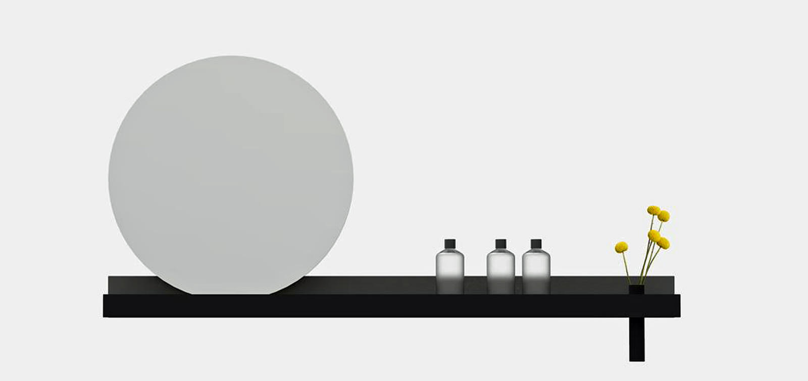 Baño compacto Lay de Arlexialia
